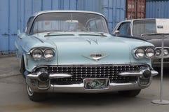 Bil Cadillac Deville Royaltyfri Bild