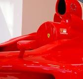 Bil för Ferrari formel en Royaltyfria Foton