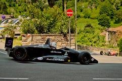 Bil för formel 3 på Bergamo den historiska granda prixen 2017 Arkivbild