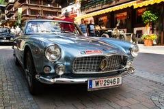 Bil för Maserati 3500 GT oldsmobile tappningveteran Royaltyfria Foton