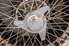 Bil för Maserati 3500 GT oldsmobile tappningveteran Arkivbilder