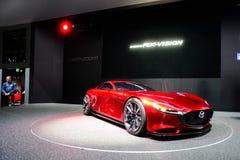 Bil för Mazda RX visionbegrepp Royaltyfri Bild