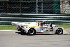 Bil för sportar för sparre B36 BMW tävlings- royaltyfri bild