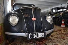 Bil Praga Super Piccolo för tappningveteransedan från året 1934 arkivfoton