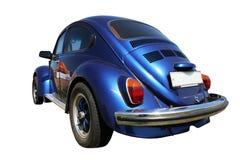 bil s för 1960 blue Arkivbilder