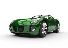 Bil- skönhetskott för grön muskel Arkivfoton