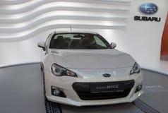Bil Subaru BRZ-1 Fotografering för Bildbyråer