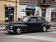 Bil volvo för Mille migliatappning Royaltyfri Foto