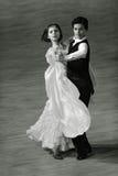 Bila Tserkva, de Oekraïne 22 februari, Internationale open danc van 2013 royalty-vrije stock foto