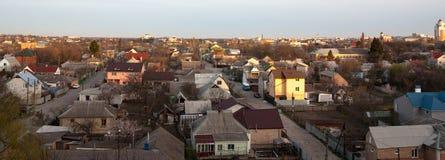 Bila tserkva in spring. Ukraine Royalty Free Stock Photography