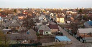 Bila tserkva in spring. Ukraine Stock Photo