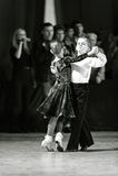 Bila Tserkva, Ucrânia 22 de fevereiro de 2013 danc aberto do International Fotografia de Stock