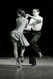 Bila Tserkva, Ucrania 22 de febrero de 2013 danc abierto del International Imagenes de archivo
