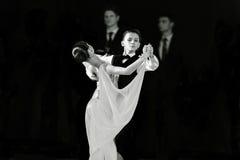 Bila Tserkva, Ukraine 22 février 2013 danc ouvert d'International Photo libre de droits