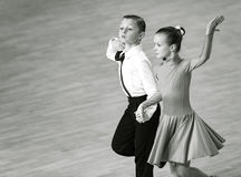 Bila Tserkva, Ukraine 22 février 2013 danc ouvert d'International Photo stock