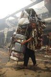 BILANCIO IN AUMENTO DELL'INFRASTRUTTURA DELL'INDONESIA Immagine Stock Libera da Diritti