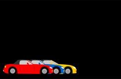 bilar Arkivbild
