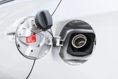 bilar för olje- behållare för lock royaltyfri fotografi