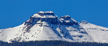 Bilardowego stołu góra Fotografia Royalty Free