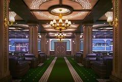 Bilardowy pokój Obrazy Royalty Free