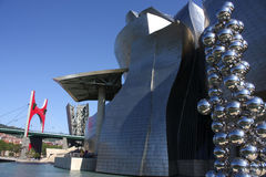 Bilbao. Photos stock