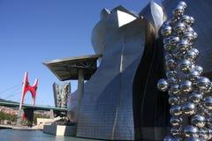 Bilbao. Stock Foto's