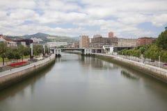 Bilbao Lizenzfreie Stockfotografie