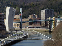 Bilbao Royalty Free Stock Photo