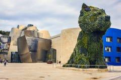 Bilbao, Biskaje, Spain. Stock Images