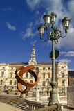 Bilbao city Royalty Free Stock Images