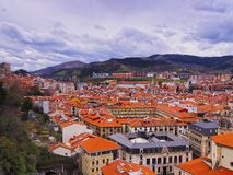 Bilbao Cityscape Stock Photo