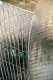 Bilbao. Detalle de Guggenheim Imagenes de archivo