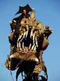 Bilbao, Espagne - Augoust 17 Semana grand (cheval d'Aste Photos libres de droits