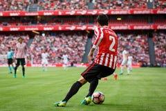 BILBAO, ESPANHA - 18 DE SETEMBRO: Eneko Boveda, jogador de Bilbao, durante uma harmonia de liga espanhola entre Athletic Bilbao e Imagem de Stock Royalty Free