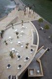 Bilbao Guggenheim museum Royaltyfria Bilder