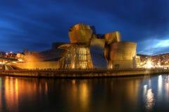 Bilbao Guggenheim Stock Photography
