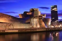 Bilbao, Hiszpania Zdjęcie Royalty Free