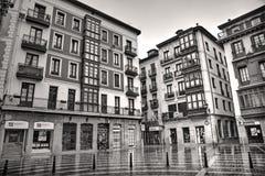 bilbao Hiszpanii Zdjęcia Stock