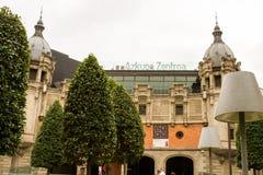 Azkuna Zentroa Bilbao Stock Images