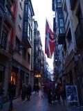 Bilbao klassiker royaltyfri fotografi