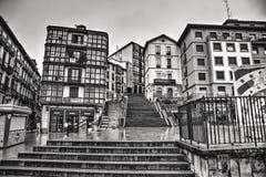 Bilbao kwadrat Obraz Stock