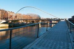 Bilbao landskap av Biscay, baskiskt land, Spanien, Iberiska halvön, Europa Royaltyfri Bild