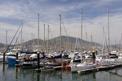 Bilbao Marina Stock Images