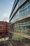 Bilbao modern building Royalty Free Stock Images