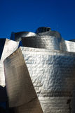 Bilbao muzeum sztuki obraz royalty free