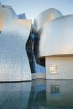 Bilbao muzeum sztuki zdjęcia royalty free
