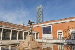 Bilbao, paese basco, Spagna 30 ottobre 2015: Museo delle belle arti Fotografie Stock