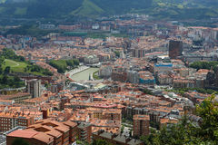 Bilbao Royalty Free Stock Photography