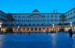 Bilbao, província de Biscaia, país Basque, Espanha, Espanha do norte, península ibérica, Europa Imagens de Stock Royalty Free