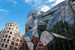 Bilbao, província de Biscaia, país Basque, Espanha, Espanha do norte, península ibérica, Europa Imagens de Stock